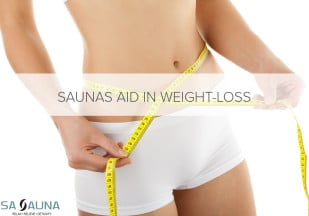Sauna's Aid in Weight-Loss