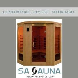 SA Sauna - Hi Temp