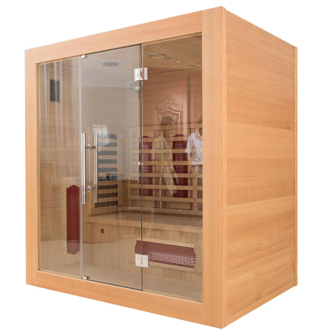 SA-SIGNATURE far infrared sauna