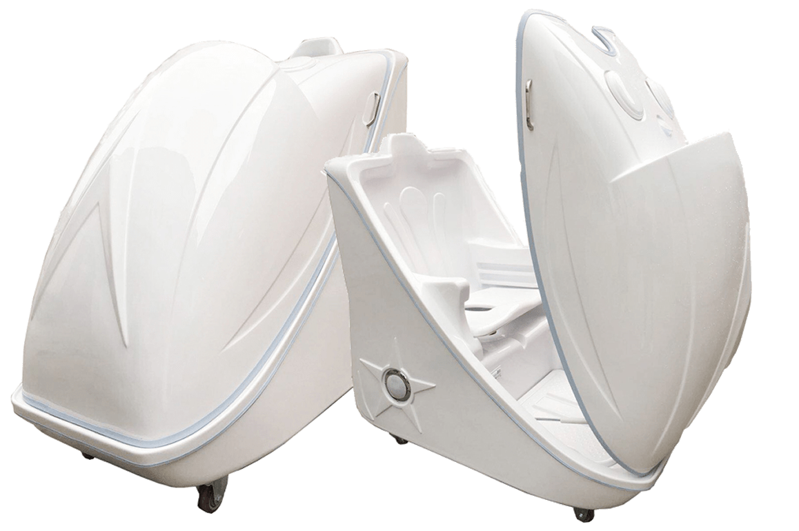Ozone Steam Sauna Capsule